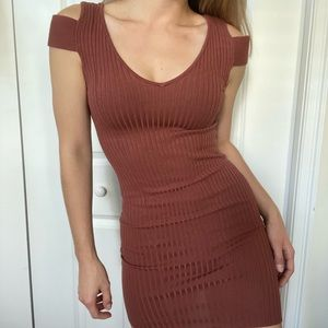 KENDALL AND KYLIE Bodycon Dress
